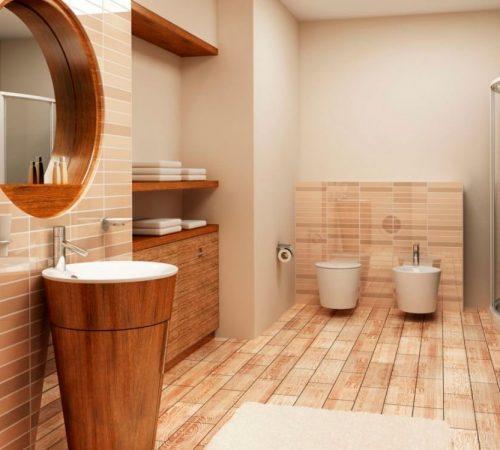 Reformas integrales en Alcala de Henares precioso baño