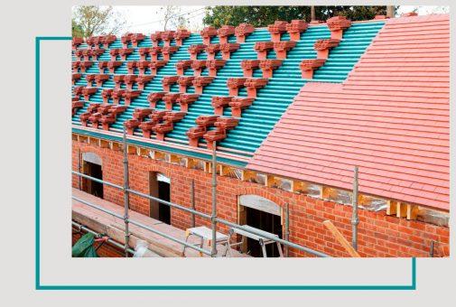 Reformas integrales en Alcala de Henares un tejado