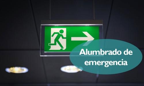 Reformas integrales en Alcala de Henares alumbrado de emergencia 2