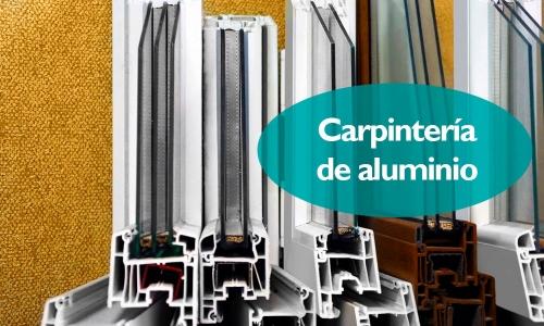 Reformas integrales en Alcala de Henares carpintería de aluminio 2